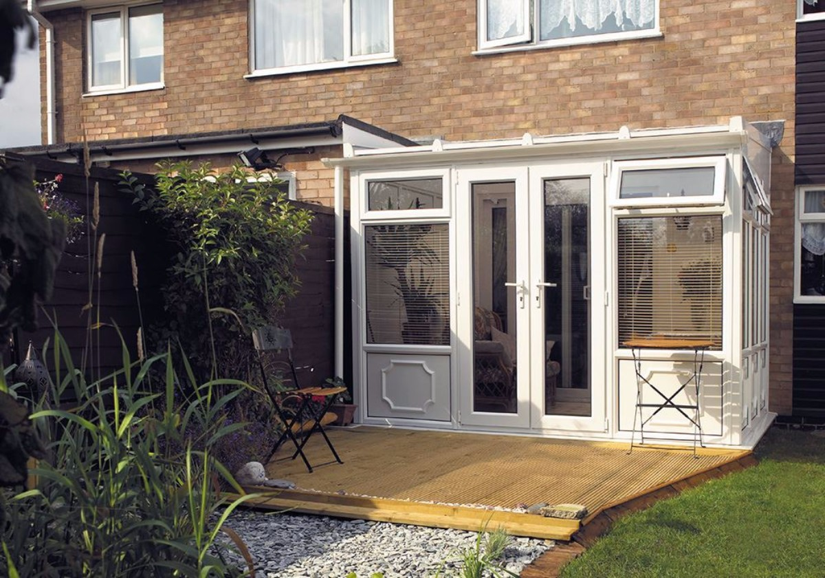 Lean To Conservatories London Lean To Conservatories