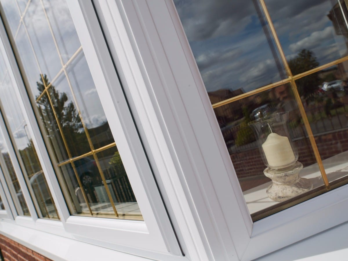 uPVC Bow and Bay Window London